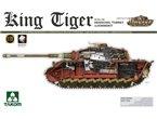 Takom 2045 SdKfz 182 King Tiger Henschel turret