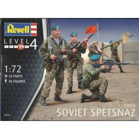 FIGURKA 1/72 /02533/ SOVIET SPETSNAZ (1980)