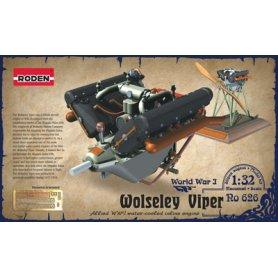 RODEN 626 1/32 ENGINE WOLSELEY W4A