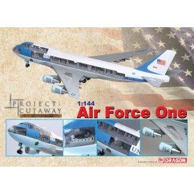D47010 1:144 AIR FORCE ONE