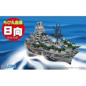 """Fujimi 421940 1/700 Chibi maru No.14 """"HYUGA"""""""