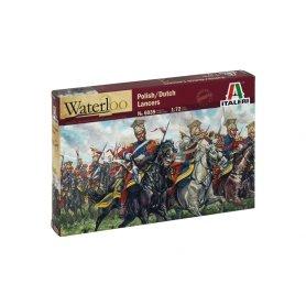 Italeri 6039 1/72 Napoleonic War: Polish lancers
