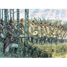 Italeri 6093 Napol. war Austrian Inf. 1800-05