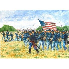 Italeri 6177 1/72 Union Infantry (Amer.Civil War)