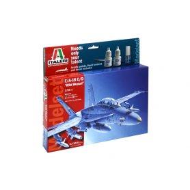 ITALERI 71016 F/A-18 C/D W.WEASEL