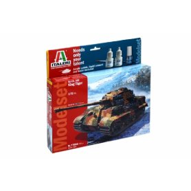 ITALERI PPP 77004 KING TIGER