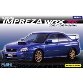 Fujimi 039404 1/24 ID-103 Subaru Impreza WRX Sti/2