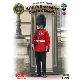 Icm 16001 British Queens Guard Grenadier