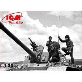 ICM 35601 SOVET TANK CREW