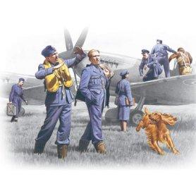 ICM 48081 PILOCI I PERSONEL RAF