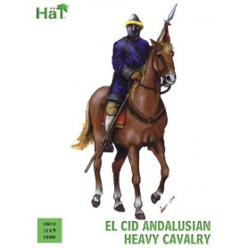 HaT 1:72 Andalusian Heavy Infantry