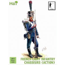 HaT 28016 French Chasseurs Action