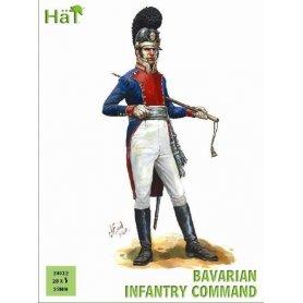 HaT 28012 Bavarian Infantry Command