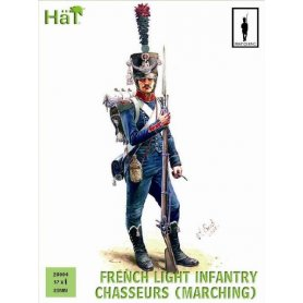 HaT 28004 French Chasseurs Marching