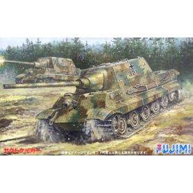 Fujimi 762081 1/76 German heavy tank  Jagdtaiger
