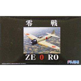 Fujimi 311098 1/72 ZERO FIGHTER (MITUBISHI A6M2)