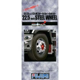 Fujimi 193410 1/24 TW-72 22.5inch Steel Wheel