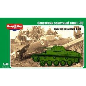 MIKROMIR 48008 T-90 1/48