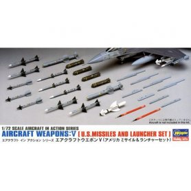 Hasegawa X72-9 - 35009 WWII Aircraft Weapons V