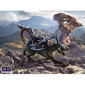 Mb 24007 World Of Fantasy 1 - Graggeron & Halseya