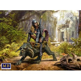 Mb 24008 World Of Fantasy 2
