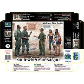 MB 35185 Somewhere in Saigon