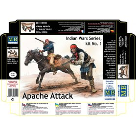 MB 35188 Indian Wars Series 1 Apache series