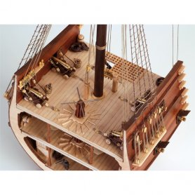 Artesania latina 1:50 San Francisco II | WOODEN MODEL KIT |