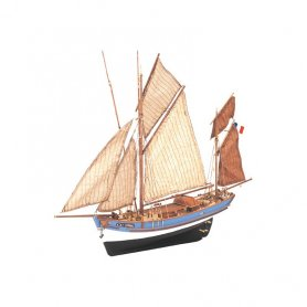 Artesania latina 1:50 Marie Jeanne | WOODEN MODEL KIT |