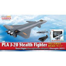 D51030 1:144 J-20 PLA STEALTH FIGHTER