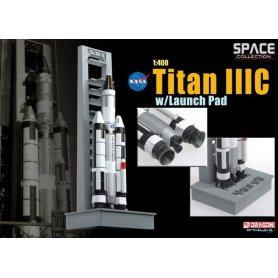 D56228 TITAN IIIC W/LAUCH PAD