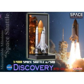 D56373 1:400 SPACE SHUTTLE DISCOVERY (STS-124)