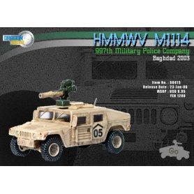 D60073 HMMWV M114 220TH MP COMPANY