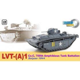 D60499 LVT-(A)1 708TH AMPHIBIOUS TANK BATTALION