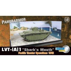 """D60675 1:72 PANORARMOR - LVT-(A)1 """"SHARK MOUTH"""" PT"""
