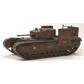 """D60669 1:72 CHURCHILL MK.III """"FITTED FOR WADING"""""""