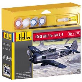 Heller 50235 Focke Wulf  Fw 190 A8/F3