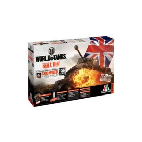 I56504 1:56 WORLD OF TANKS: CROMWELL