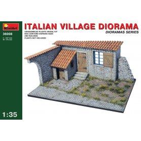 MINI ART 36008 ITALIAN VILLAGE DIO
