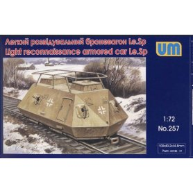UM 1:72 Ligh rec. armored car Le.Sp.