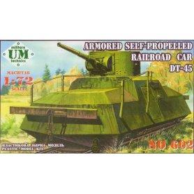 UM 1:72 Drezyna DT-45