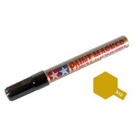 Tamiya 89012 X-12 Gold Leaf marker