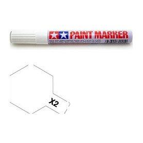 Tamiya 89002 X-2 White marker