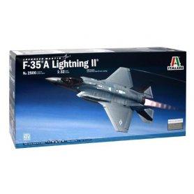 Italeri 2506 1/32 Lockheed F-35A Lighting II
