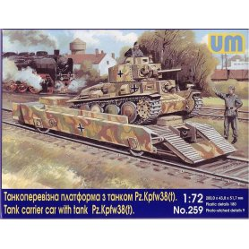Unimodels 259 TANK CARRIER