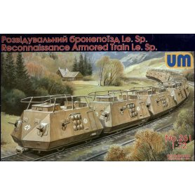 UM 261 HEAVY ANTIAIRCRAFT CAR S.Sp