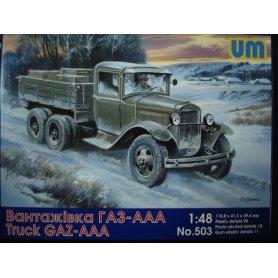 Unimodels 503 SOVET TRUCK GAZ-AAA