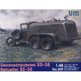 Unimodels 509 REFUELLER BZ-38
