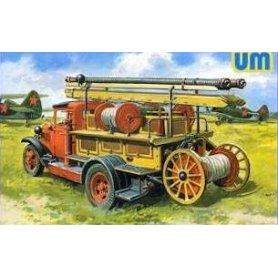Unimodels 510 FIRE ENGINE PMG-1