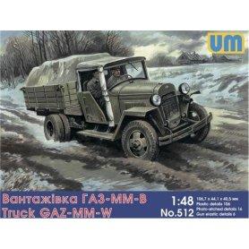 Unimodels 512 GAZ-MM-W